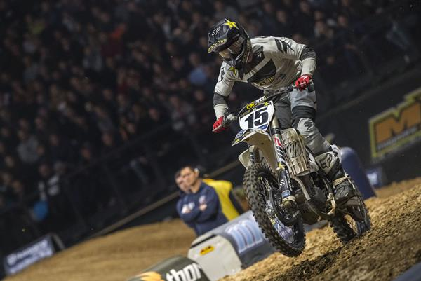 PODIUM FINISHES FOR DEAN WILSON AND ZACH OSBORNE AT PARIS SX
