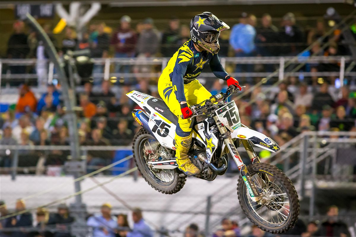 Dean Wilson had his best qualifying session of the season and finished 8th in Daytona. (Photo: Simon Cudby)