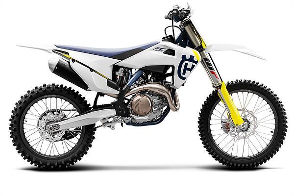 Husqvarna Motorcycles - FC 450 MY19-1