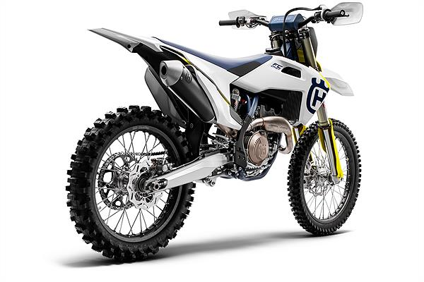 Husqvarna Motorcycles - FC 250 MY19-1