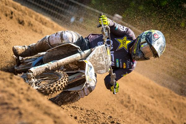 HUSQVARNA FACTORY RACING'S PHIL NICOLETTI NINTH OVERALL AT SOUTHWICK NATIONAL