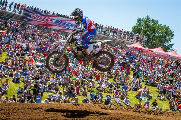 PHIL NICOLETTI IMPRESSES WITH A FIFTH AT HISTORIC REDBUD NATIONAL