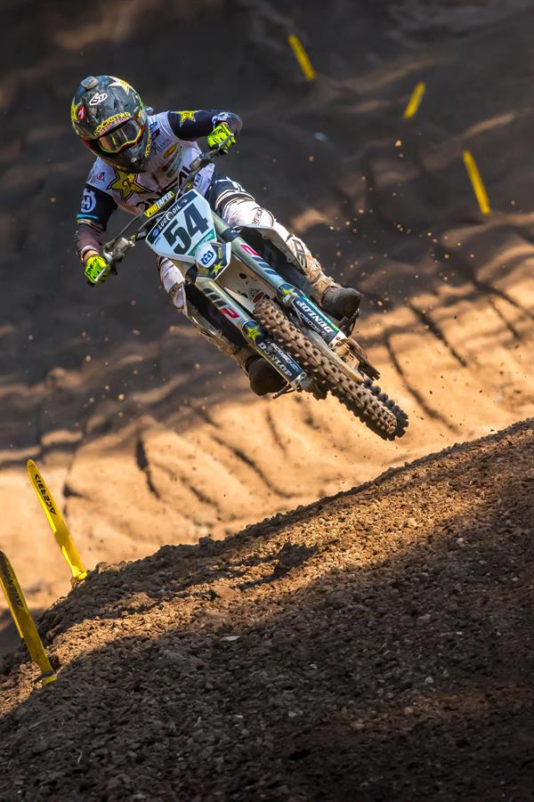ROCKSTAR HUSQVARNA EARNS TWO TOP-10 FINISHES