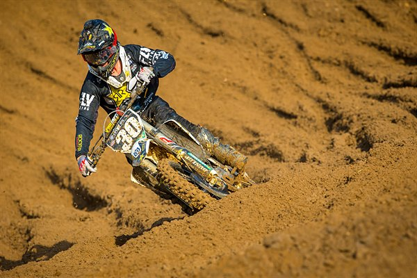 MITCHELL HARRISON IMPRESSES IN THE TOP-FIVE AT BUDDS CREEK NATIONAL