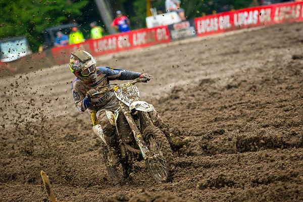HUSQVARNA FACTORY RACING CLAIMS TWO TOP-10 FINISHES AT IRONMAN SEASON FINALE
