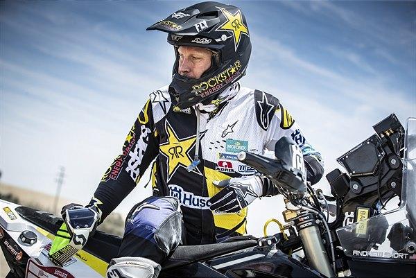 Andrew Short Claims Podium as  Desafio Inca 2018