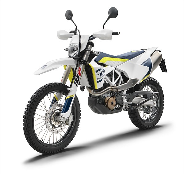 HQV - 701 ENDURO MY19