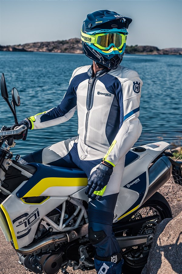 Husqvarna Functional Clothing 2019 - 701 SUPERMOTO