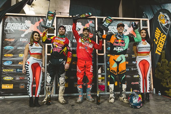 COLTON HAAKER WINS EVERETT ENDUROCROSS
