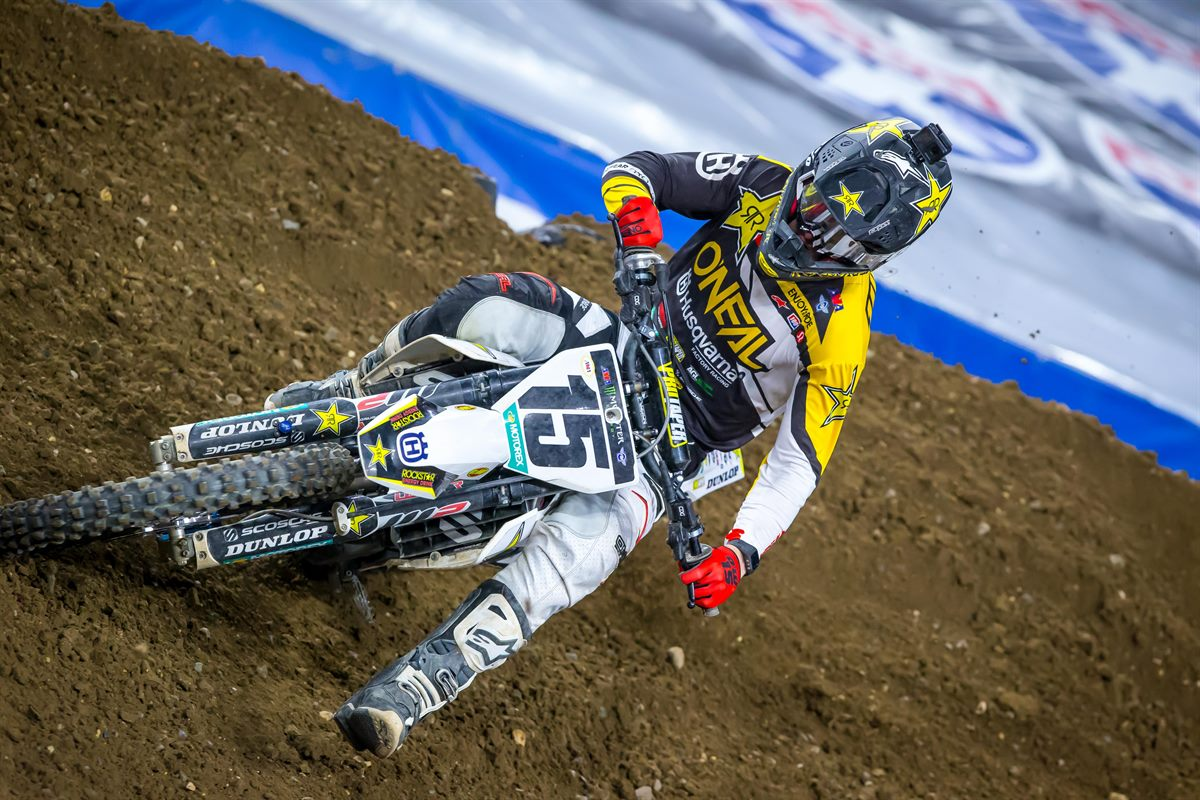Dean Wilson - Minneapolis SX
