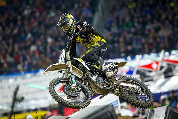 Thomas Covington - Minneapolis SX