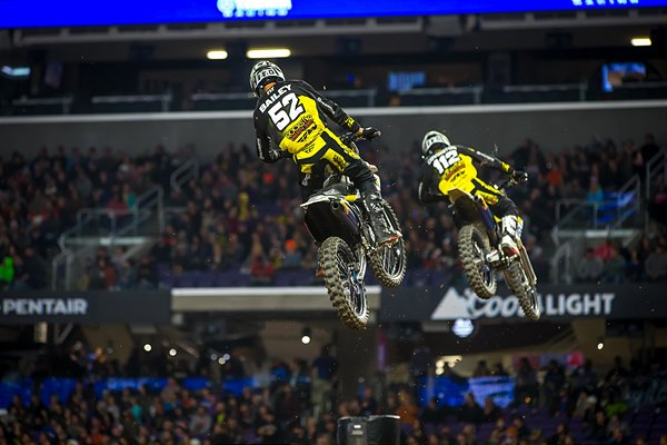 250SX East Riders - Minneapolis SX