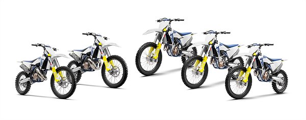 HUSQVARNA MOTORCYCLES LAUNCH MY20 MOTOCROSS RANGE