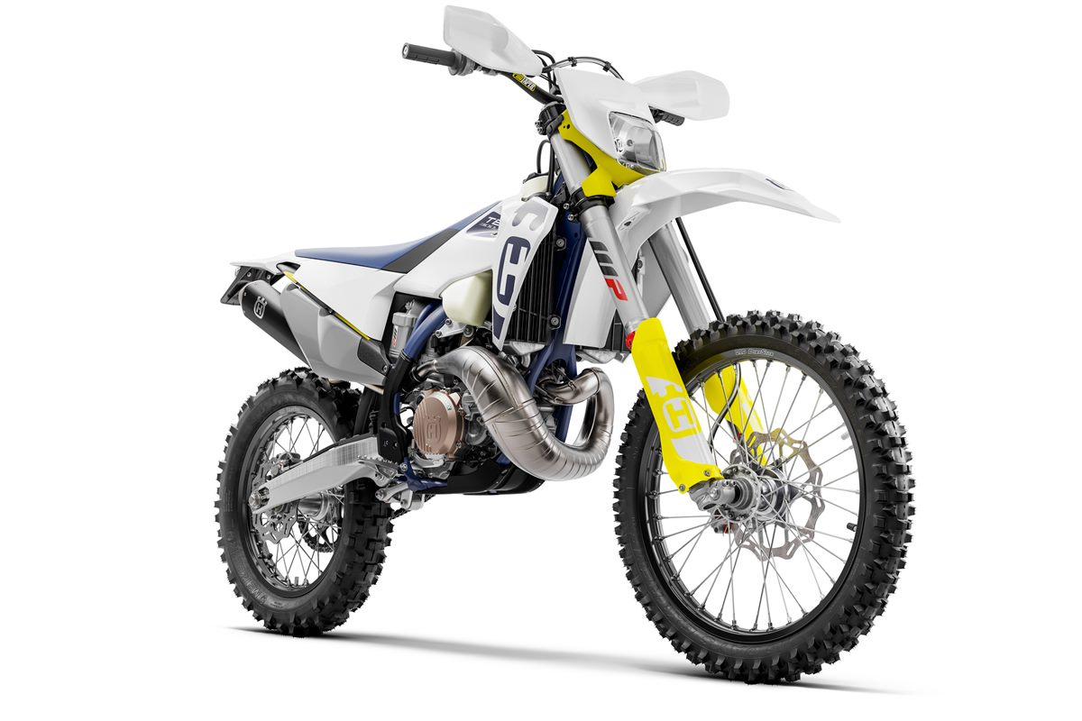 HUSQVARNA MOTORCYCLES LAUNCH NEW GENERATION MY20 ENDURO RANGE