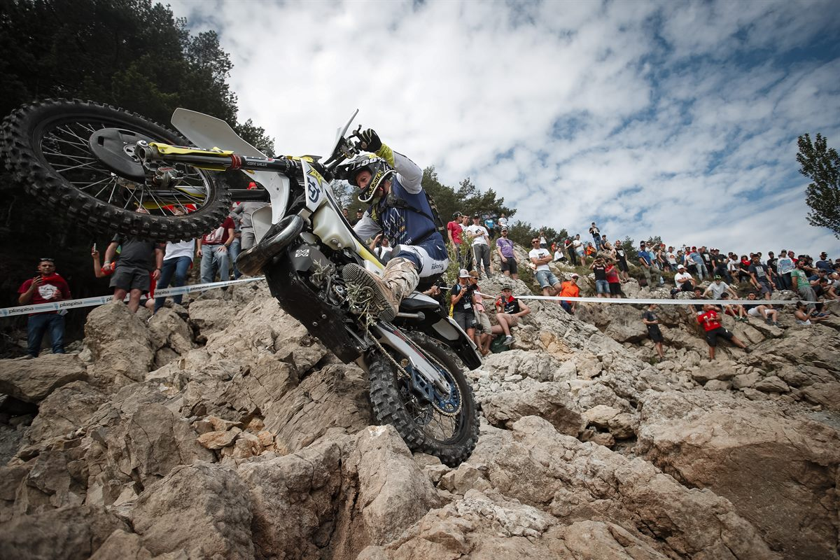Graham Jarvis - Rockstar Energy Husqvarna Factory Racing