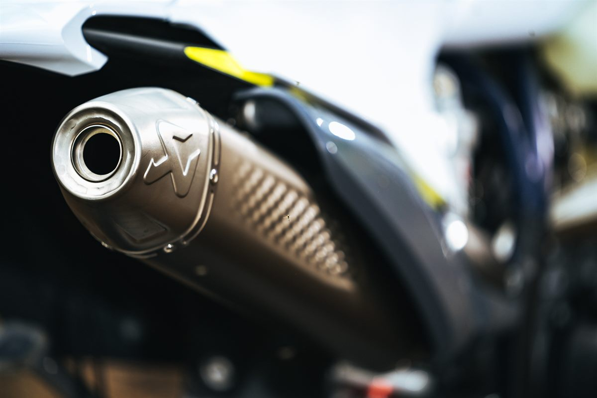 HUSQVARNA MOTORCYCLES LAUNCH THE NEW AKRAPOVIČ LINE-UP