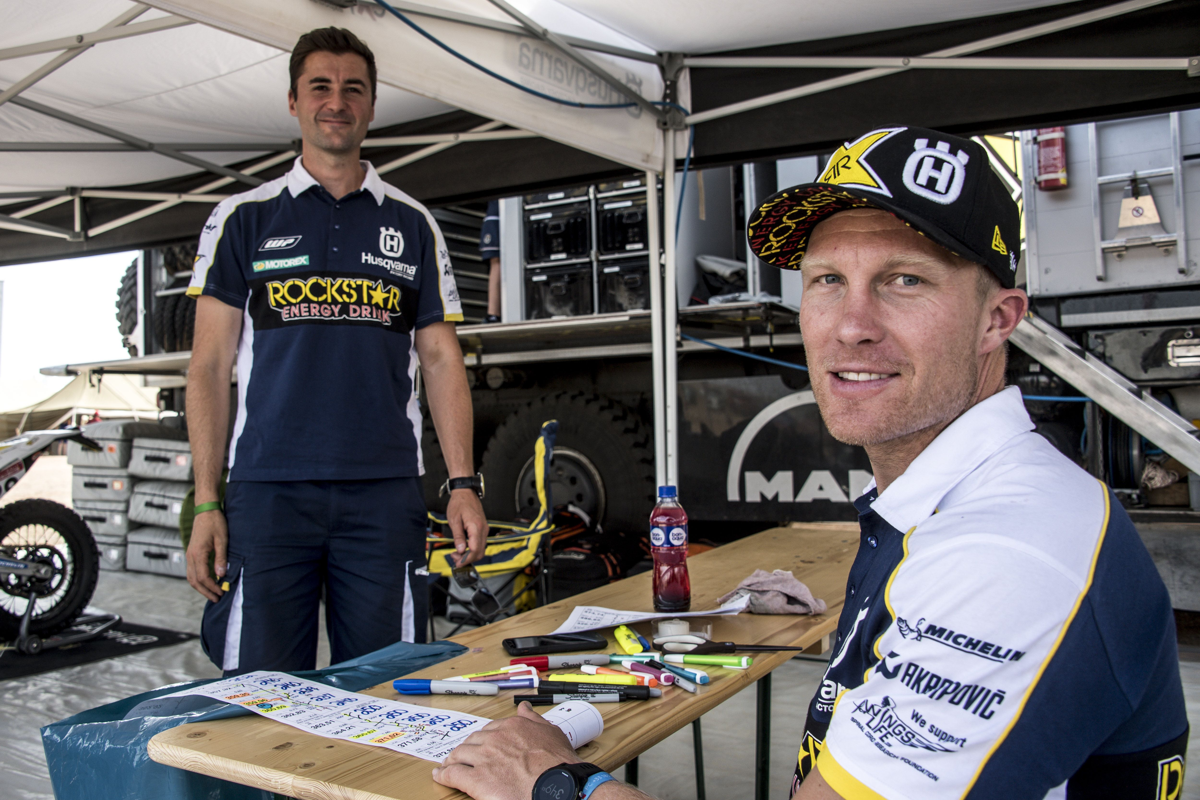 Andrew Short – Rockstar Energy Husqvarna Factory Racing