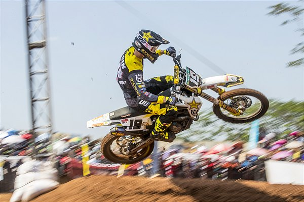 Thomas Kjer-Olsen – Rockstar Energy Husqvarna Factory Racing