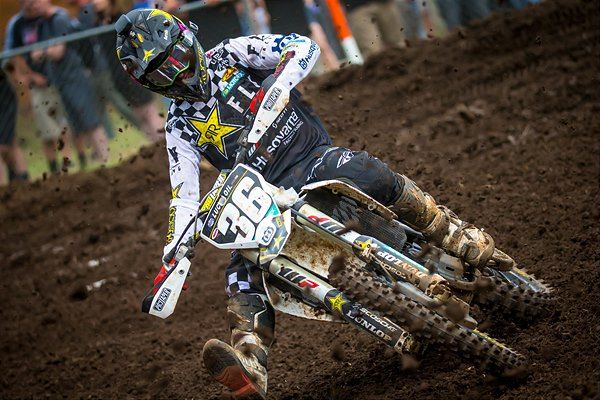 ANDERSON TOP 5 IN 450MX, MOSIMAN SECURES FOURTH IN 250MX