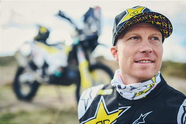 ROCKSTAR ENERGY HUSQVARNA FACTORY RACING EXTEND CONTRACT WITH ANDREW SHORT