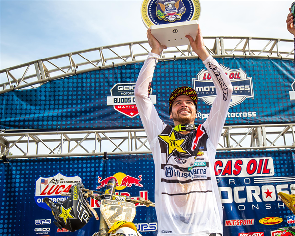 Anderson & Osborne Top 5 at Budds Creek