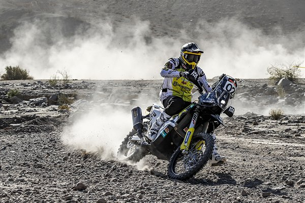 PABLO QUINTANILLA FASTEST ON STAGE ONE OF 2019 ATACAMA RALLY