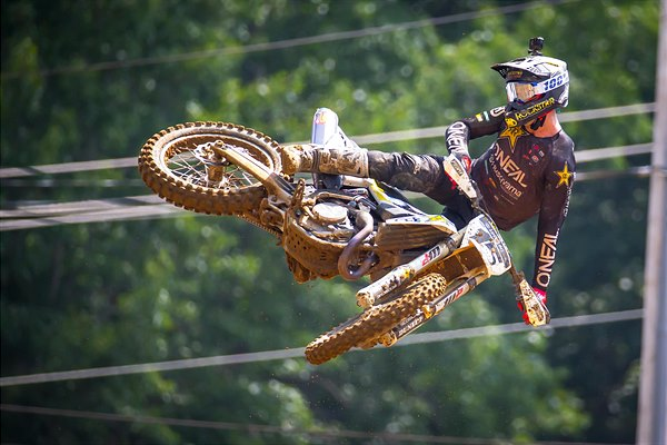 ROCKSTAR ENERGY HUSQVARNA FACTORY RACING EXTEND CONTRACT WITH DEAN WILSON