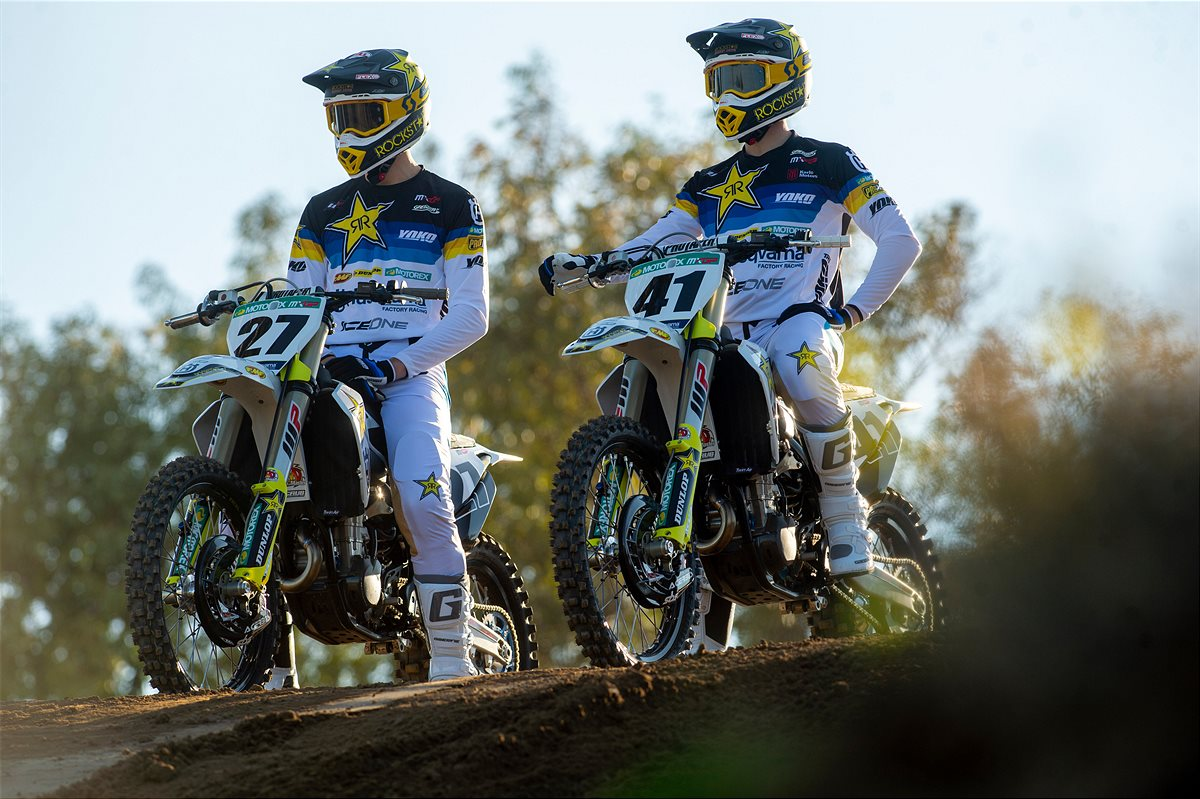 Rockstar Energy Husqvarna Factory Racing MXGP Team (2)