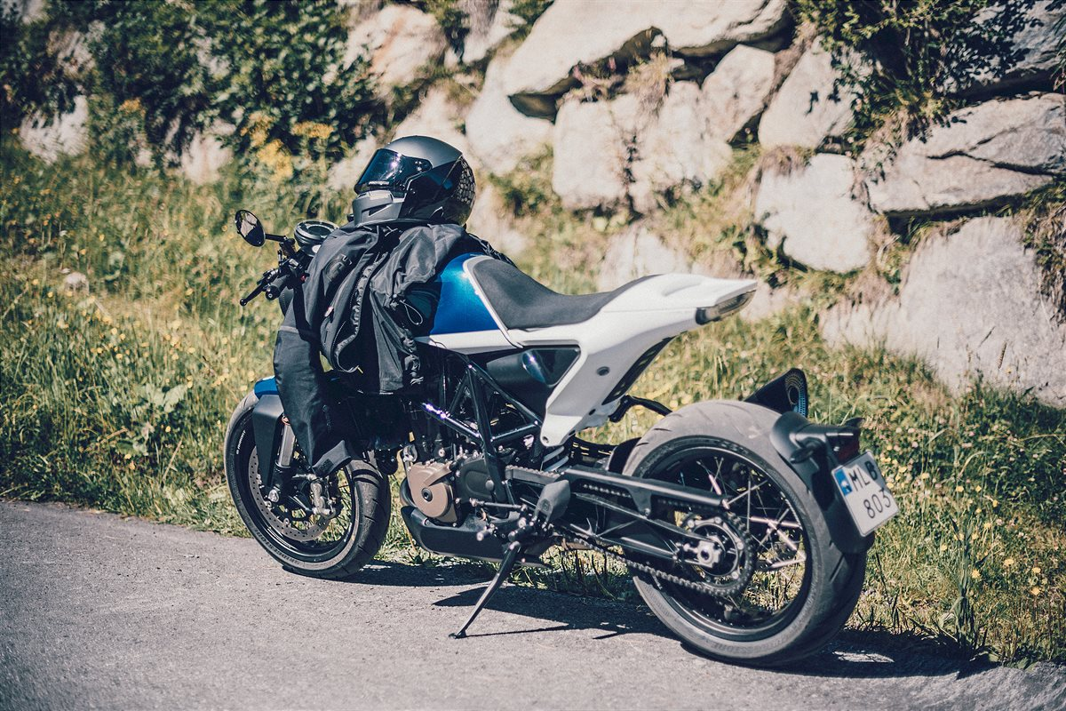 Husqvarna Motorcycles Functional Clothing Street Collection 2020