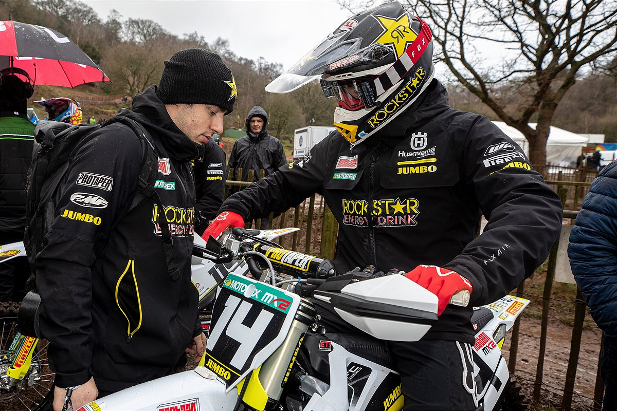Jed Beaton - Rockstar Energy Husqvarna Factory Racing