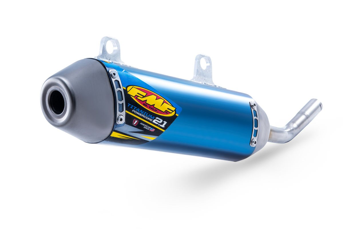 FMF Titan Powercore 2.1 Silencer
