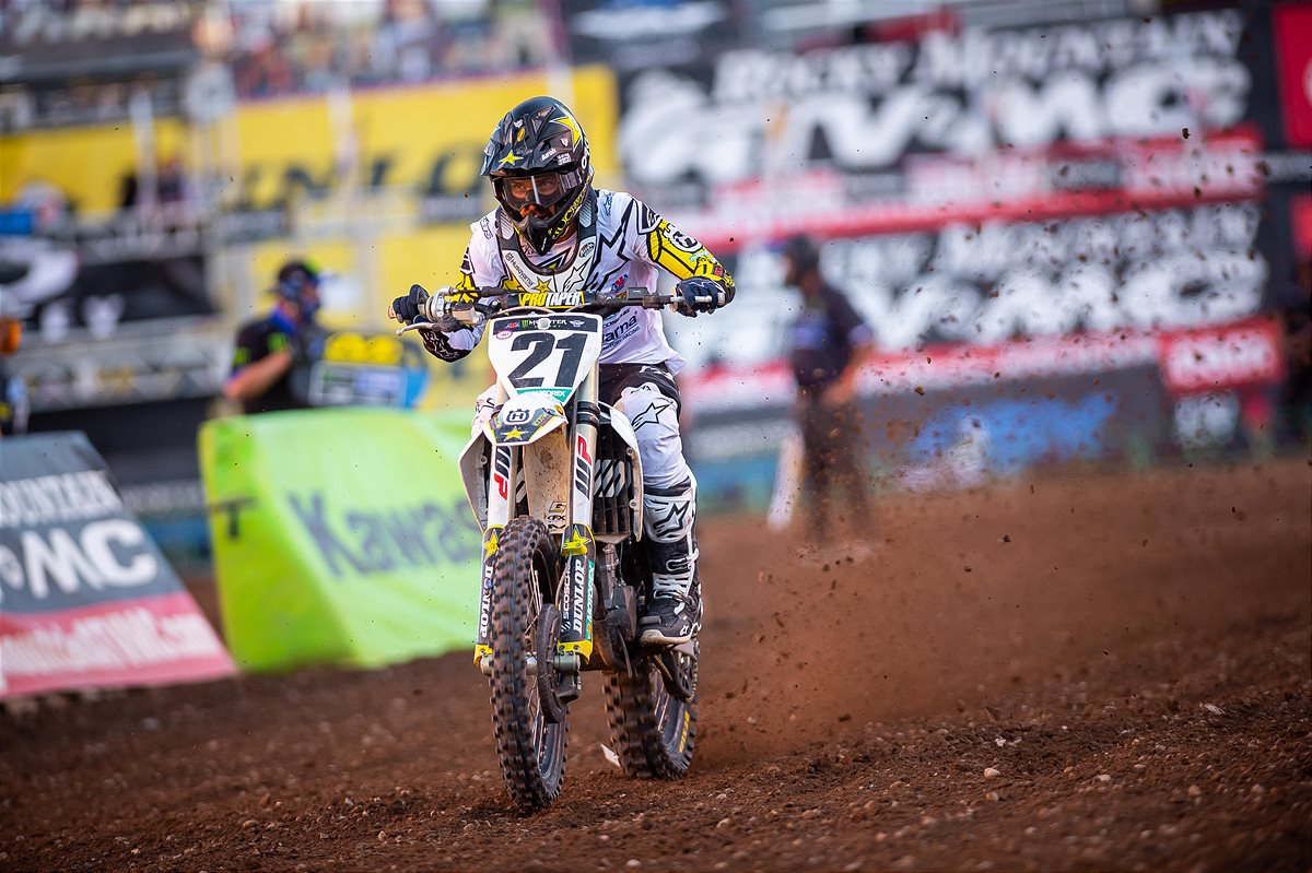 JASON ANDERSON RD 14