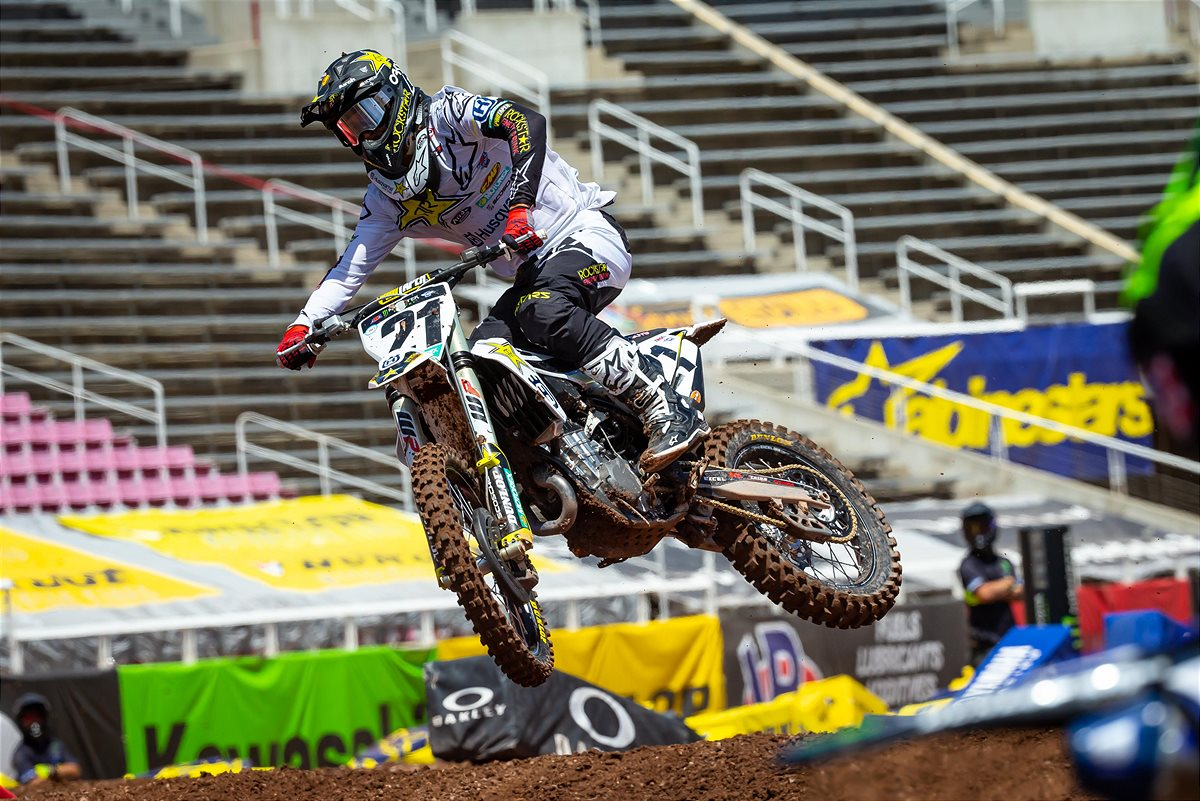 JASON ANDERSON RD 15