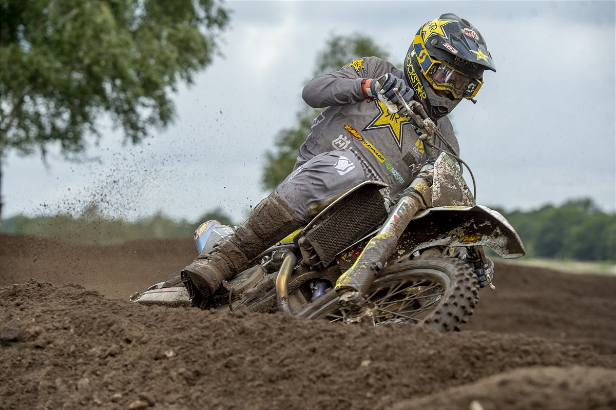 Arminas Jasikonis - FC 450 - Dutch International MX, Arnhem