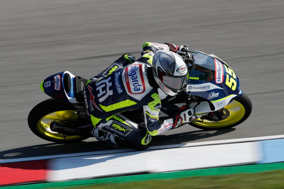 Romano Fenati 2020 Moto3 Brno