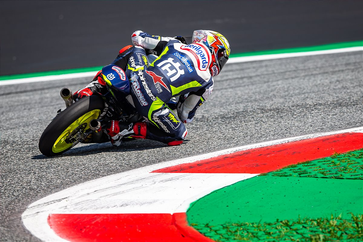 Alonso Lopez 2020 Moto3 Red Bull Ring