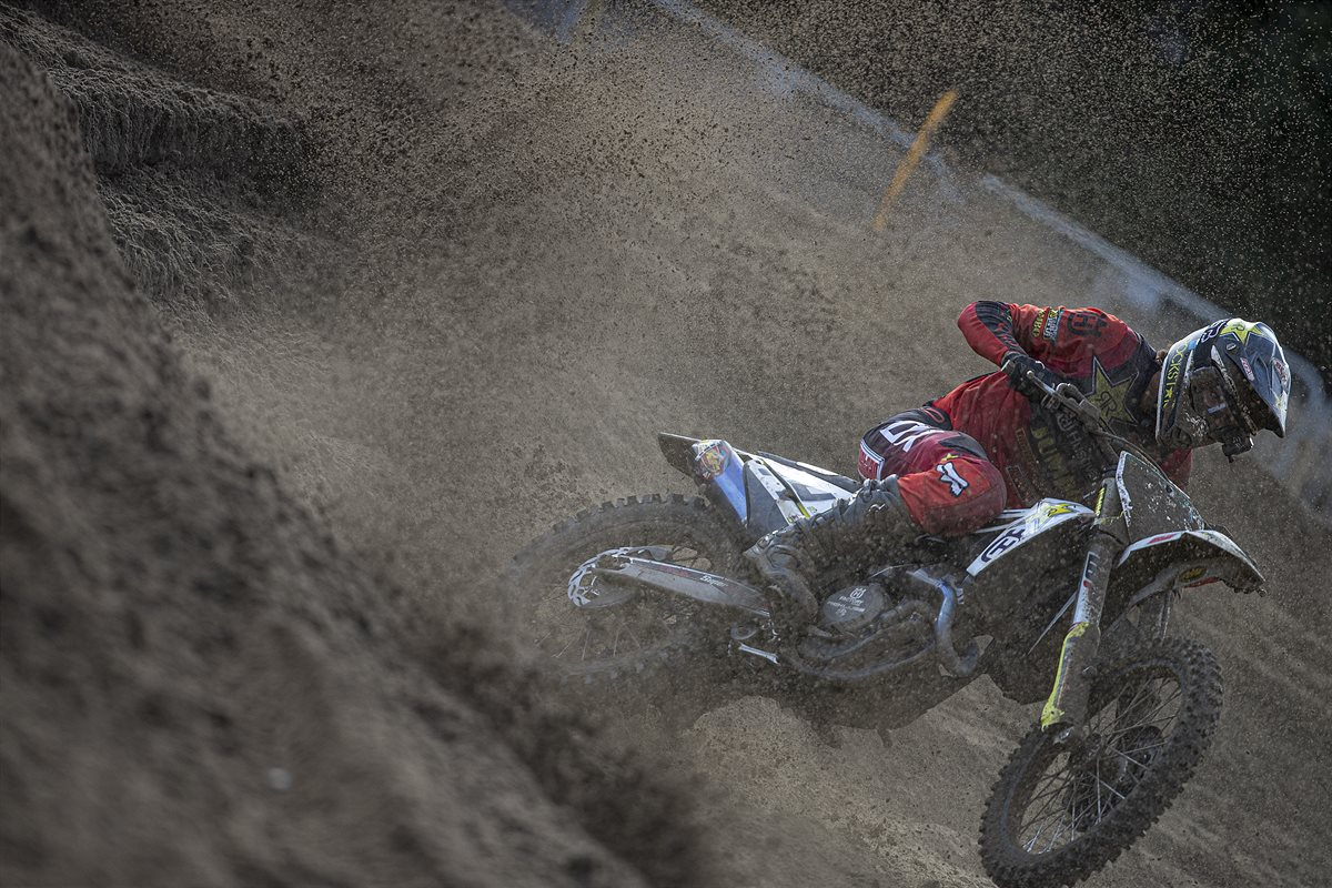 Jed Beaton - FC 250 - Rockstar Energy Husqvarna Factory Racing
