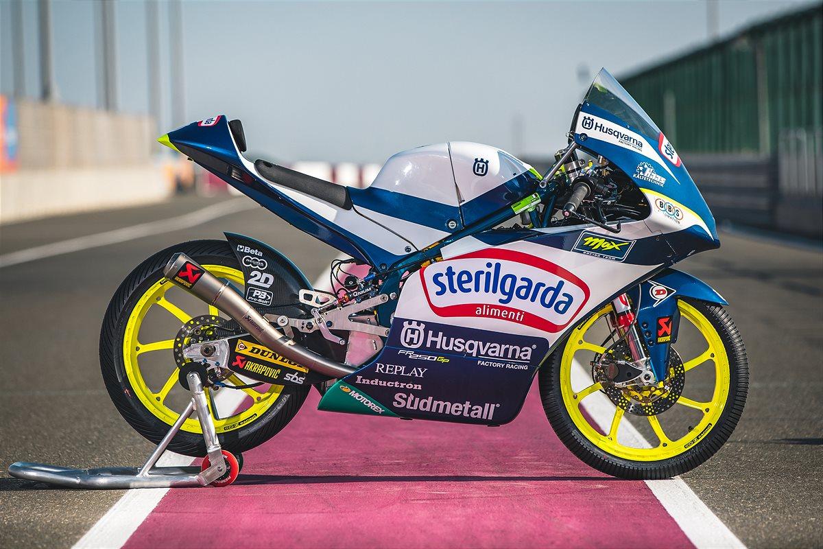 2020 Husqvarna Motorcycles FR 250 GP