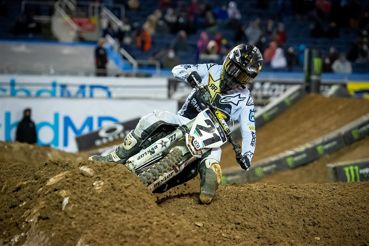 JASON ANDERSON RD 8