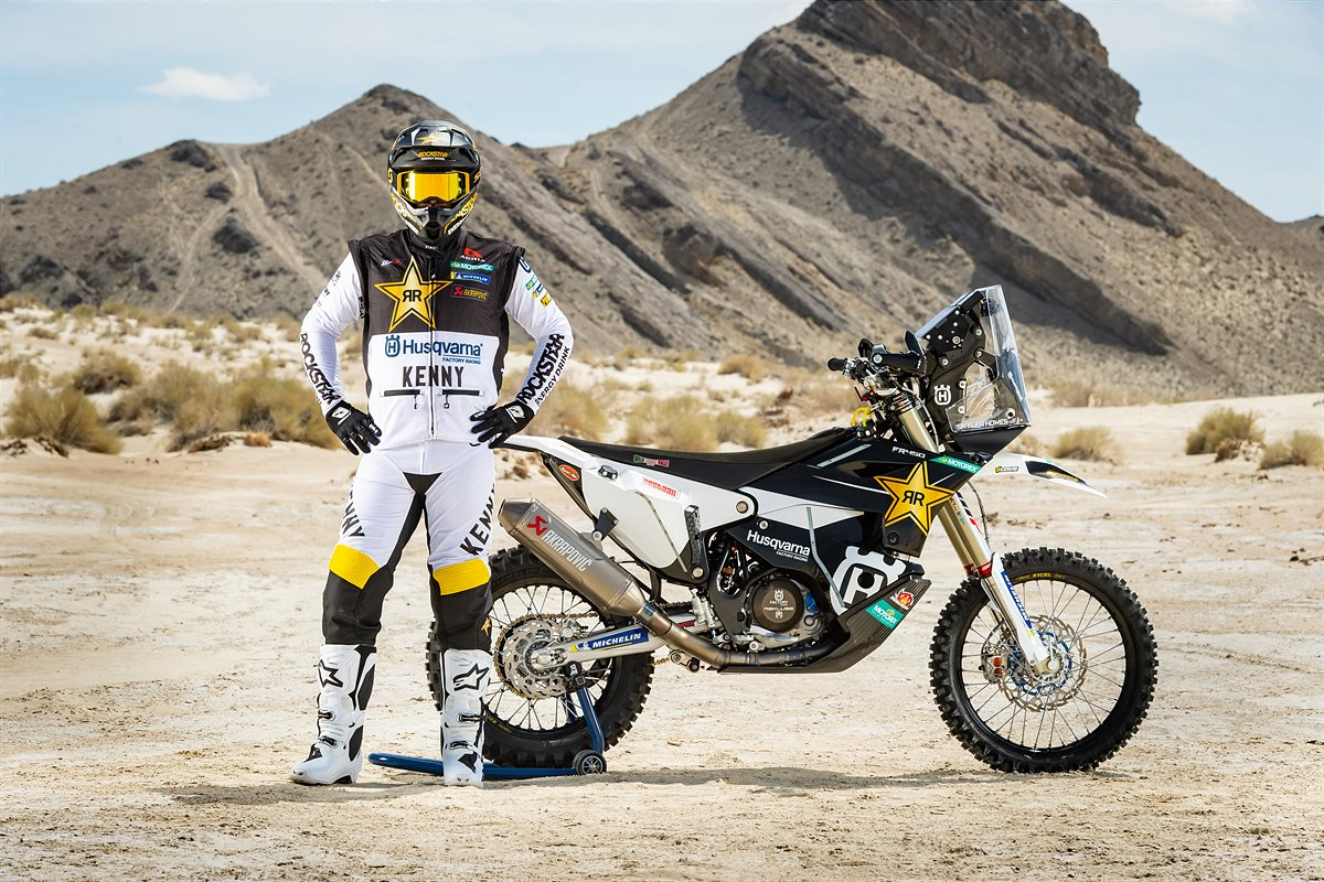 Skyler Howes - Rockstar Energy Husqvarna Factory Racing