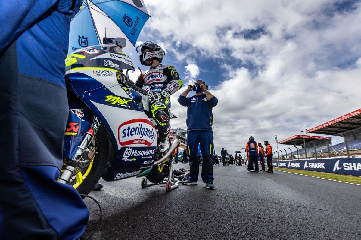 Romano Fenati 2021 Moto3 Le Mans