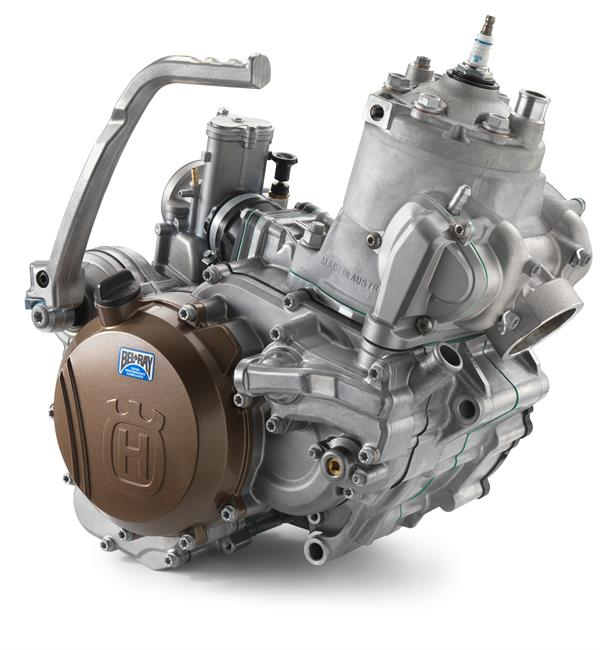 2017 Husqvarna TC 250 engine
