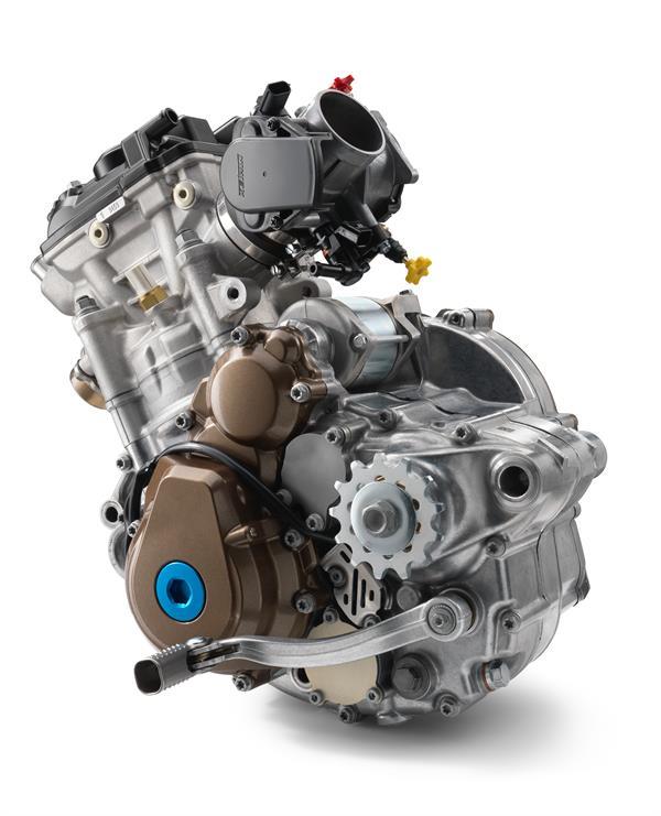 2017 Husqvarna FC 250 engine